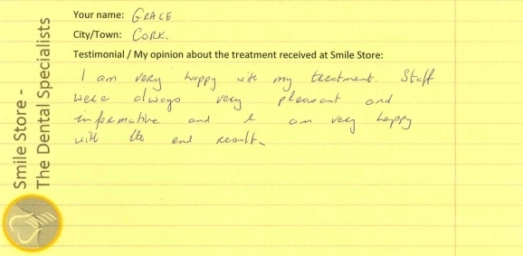 Grace Reviews Smile Store