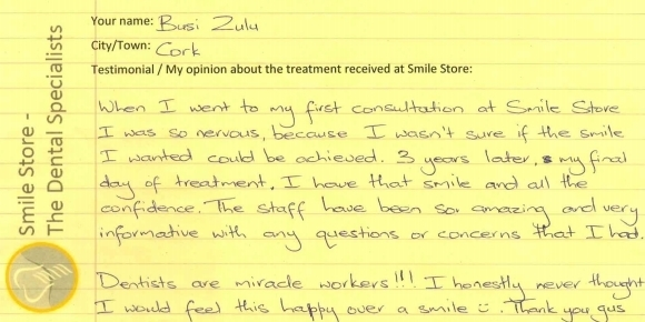 Busi Zulu Reviews Smile Store